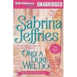 Only a Duke Will Do found on Bargain Bro India from audiobooksnow.com for $7.49