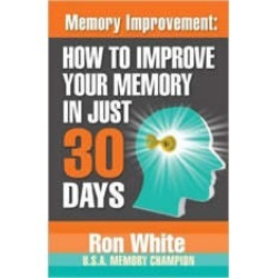 Memory Improvement: How to Improve Your Memory in Just 30 Days found on Bargain Bro Philippines from audiobooksnow.com for $1.97