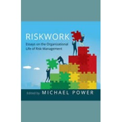 Riskwork: Essays on the Organizational Life of Risk Management found on Bargain Bro Philippines from audiobooksnow.com for $9.99