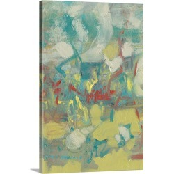 Large Solid-Faced Canvas Print Wall Art Print 20 x 30 entitled Graffiti Abstract I found on Bargain Bro Philippines from Great Big Canvas - Dynamic for $169.99