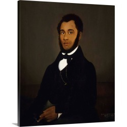 Large Solid-Faced Canvas Print Wall Art Print 20 x 24 entitled William Lawson, 1843 found on Bargain Bro India from Great Big Canvas - Dynamic for $144.99