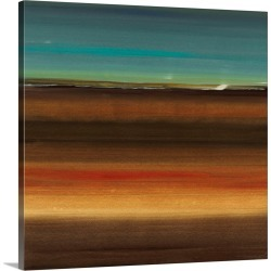 Large Gallery-Wrapped Canvas Wall Art Print 16 x 16 entitled Quiet Surround found on Bargain Bro India from Great Big Canvas - Dynamic for $164.99