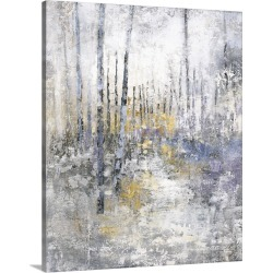 Large Gallery-Wrapped Canvas Wall Art Print 20 x 24 entitled Morning Hike