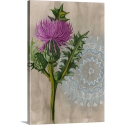 Large Solid-Faced Canvas Print Wall Art Print 20 x 30 entitled Bohemian Botanical II found on Bargain Bro Philippines from Great Big Canvas for $189.99