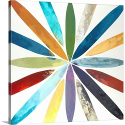 Large Solid-Faced Canvas Print Wall Art Print 20 x 20 entitled Free Flow found on Bargain Bro Philippines from Great Big Canvas - Dynamic for $129.99
