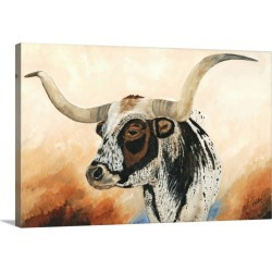 Large Solid-Faced Canvas Print Wall Art Print 30 x 20 entitled Wow II found on Bargain Bro Philippines from Great Big Canvas - Dynamic for $169.99