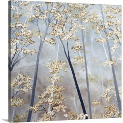 Large Gallery-Wrapped Canvas Wall Art Print 20 x 20 entitled Taupe Forest found on Bargain Bro India from Great Big Canvas - Dynamic for $159.99