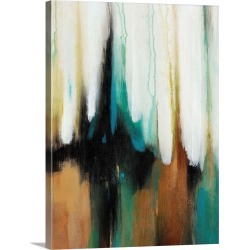 Large Solid-Faced Canvas Print Wall Art Print 30 x 40 entitled Falling Colors II found on Bargain Bro Philippines from Great Big Canvas - Dynamic for $274.99