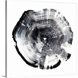 Large Solid-Faced Canvas Print Wall Art Print 20 x 20 entitled Tree Ring Abstract I found on Bargain Bro Philippines from Great Big Canvas - Dynamic for $129.99