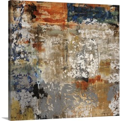 Large Gallery-Wrapped Canvas Wall Art Print 16 x 16 entitled Gloomy Childs Play found on Bargain Bro India from Great Big Canvas - Dynamic for $169.99