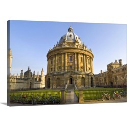 Large Gallery-Wrapped Canvas Wall Art Print 30 x 20 entitled The Radcliffe Camera, Oxford, Oxfordshire, England, UK