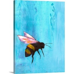 Large Solid-Faced Canvas Print Wall Art Print 30 x 40 entitled Pollinators I found on Bargain Bro Philippines from Great Big Canvas - Dynamic for $274.99