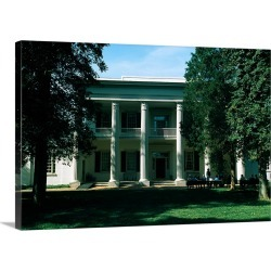 Large Gallery-Wrapped Canvas Wall Art Print 30 x 20 entitled Facade of a museum, The Hermitage, Nashville, Davidson County... found on Bargain Bro Philippines from Great Big Canvas - Dynamic for $219.99