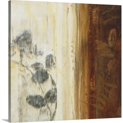 Large Gallery-Wrapped Canvas Wall Art Print 16 x 16 entitled Organic Study I found on Bargain Bro India from Great Big Canvas - Dynamic for $164.99