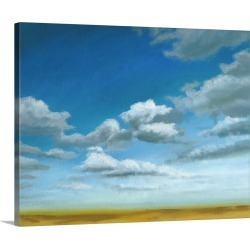 Large Solid-Faced Canvas Print Wall Art Print 45 x 36 entitled Big Sky II found on Bargain Bro Philippines from Great Big Canvas for $424.99