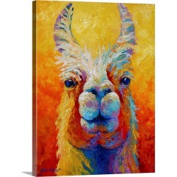 Large Solid-Faced Canvas Print Wall Art Print 36 x 48 entitled You Lookin' at Me? found on Bargain Bro Philippines from Great Big Canvas for $449.99
