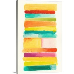 Large Solid-Faced Canvas Print Wall Art Print 20 x 30 entitled Layer Cake I found on Bargain Bro Philippines from Great Big Canvas - Dynamic for $169.99