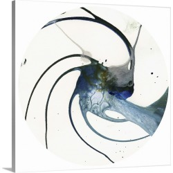 Large Solid-Faced Canvas Print Wall Art Print 20 x 20 entitled Spin Art V found on Bargain Bro Philippines from Great Big Canvas for $144.99