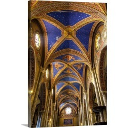 Large Gallery-Wrapped Canvas Wall Art Print 16 x 24 entitled Basilica of Santa Maria Sopra Minerva found on Bargain Bro India from Great Big Canvas - Dynamic for $214.99