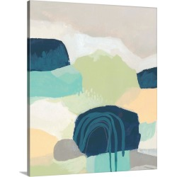 Large Gallery-Wrapped Canvas Wall Art Print 19 x 24 entitled Brenner Pass I found on Bargain Bro India from Great Big Canvas - Dynamic for $169.99
