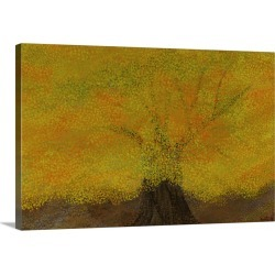 Large Gallery-Wrapped Canvas Wall Art Print 24 x 16 entitled Light of Life (2013) found on Bargain Bro India from Great Big Canvas - Dynamic for $214.99