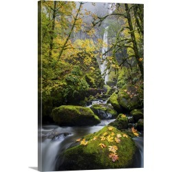Large Solid-Faced Canvas Print Wall Art Print 20 x 30 entitled Oregon. Columbia Gorge found on MODAPINS from Great Big Canvas - Dynamic for USD $189.99