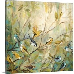 Large Gallery-Wrapped Canvas Wall Art Print 20 x 20 entitled Returning for Summer found on Bargain Bro India from Great Big Canvas - Dynamic for $164.99