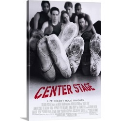 Large Gallery-Wrapped Canvas Wall Art Print 16 x 24 entitled Center Stage (2000)