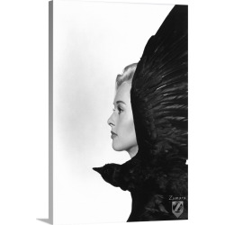 Large Gallery-Wrapped Canvas Wall Art Print 16 x 24 entitled Tippi Hedren B found on MODAPINS from Great Big Canvas - Dynamic for USD $169.99