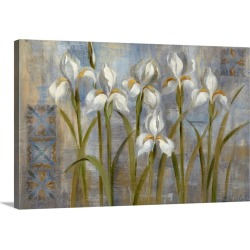 Large Solid-Faced Canvas Print Wall Art Print 30 x 20 entitled Early Spring I