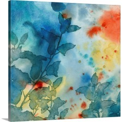 Large Gallery-Wrapped Canvas Wall Art Print 16 x 16 entitled Color Play I found on Bargain Bro India from Great Big Canvas - Dynamic for $154.99