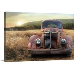 Large Gallery-Wrapped Canvas Wall Art Print 30 x 20 entitled Wasting Away found on Bargain Bro India from Great Big Canvas - Dynamic for $209.99
