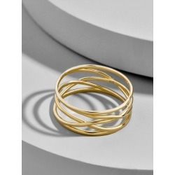 Ivy 18K Gold Plated Ring