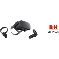 Oculus Quest All-in-One VR Gaming System (64GB) found on GamingScroll.com from bhphotovideo.com for $399