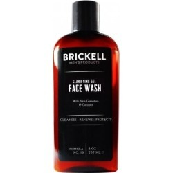 Brickell Mens Products Clarifying Gel Face Wash found on MODAPINS from Birchbox US for USD $25.00