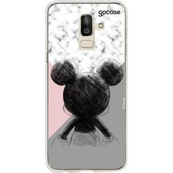 Capa Gocase Glitter Rose Samsung Galaxy J8 - Mickey Tricolor found on Bargain Bro Philippines from giuliana flores BR for $34.26
