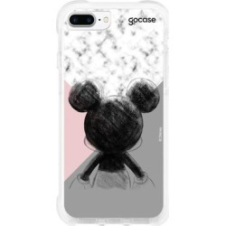 Capa Anti Impacto Pro White iPhone 7 Plus - Mickey Tricolor found on Bargain Bro Philippines from giuliana flores BR for $63.66