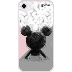 Capa Gocase Glitter Rose iPhone 8 - Mickey Tricolor found on Bargain Bro from giuliana flores BR for USD $22.31