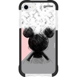 Capa Anti Impacto Pro Preta iPhone SE 2020 - Mickey Tricolor found on Bargain Bro Philippines from giuliana flores BR for $63.66