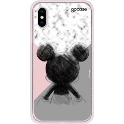 Capa Gocase Glitter Rose iPhone X/XS - Mickey Tricolor found on Bargain Bro from giuliana flores BR for USD $22.31