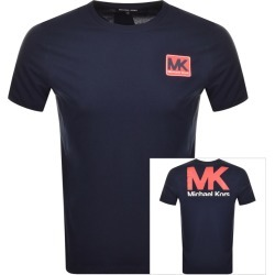 Michael Kors Patch Logo T Shirt Navy found on Bargain Bro UK from Mainline Menswear