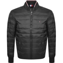 Tommy Hilfiger Arlos Bomber Jacket Black found on Bargain Bro from Mainline Menswear for £153