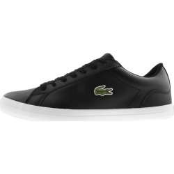 Lacoste Lerond Trainers Black found on Bargain Bro UK from Mainline Menswear