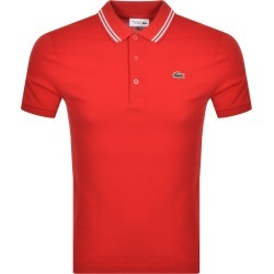 Lacoste Sport Polo T Shirt Red found on Bargain Bro UK from Mainline Menswear