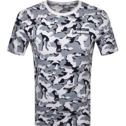 Puma Core Logo T Shirt White found on Bargain Bro UK from Mainline Menswear