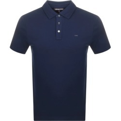 Michael Kors Sleek Polo T Shirt Navy found on Bargain Bro UK from Mainline Menswear
