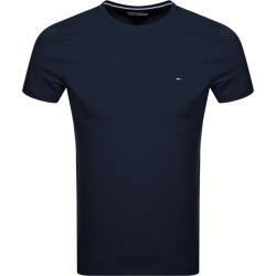 Tommy Hilfiger Core Slim T Shirt Navy found on Bargain Bro from Mainline Menswear for £28