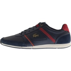 Lacoste Menerva 120 1 CMA Trainers Navy found on Bargain Bro UK from Mainline Menswear