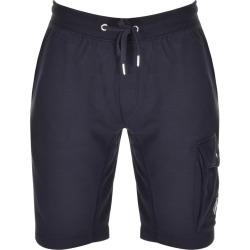 Calvin Klein Jeans Monogram Logo Shorts In Navy found on Bargain Bro UK from Mainline Menswear