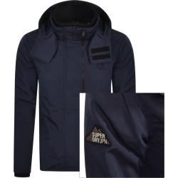 Superdry Ottoman Windcheater Jacket Navy found on Bargain Bro UK from Mainline Menswear